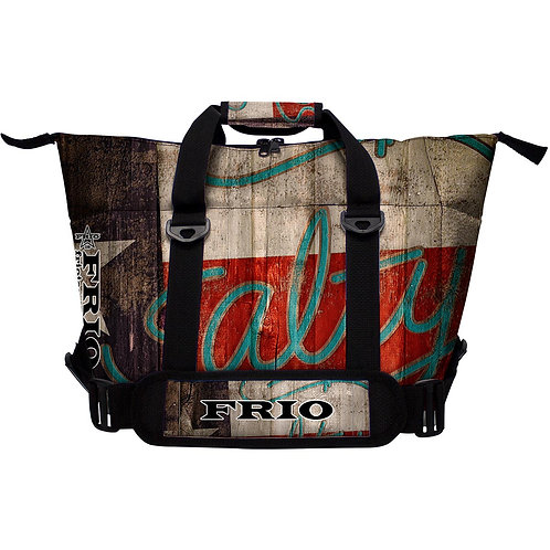 Frio 18 Can Vault - The Salty Texan Wood