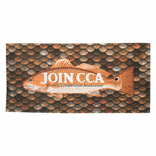 Join CCA w/ Scales Beach Towel