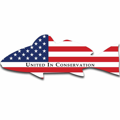 cca, cca texas, usa decal, flag, decal, united decal, car decal, boat decal, texas, usa, flag, fishing, redfish