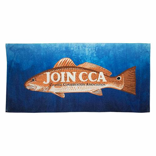Join CCA Beach Towel