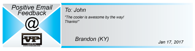 Way to Go, John!