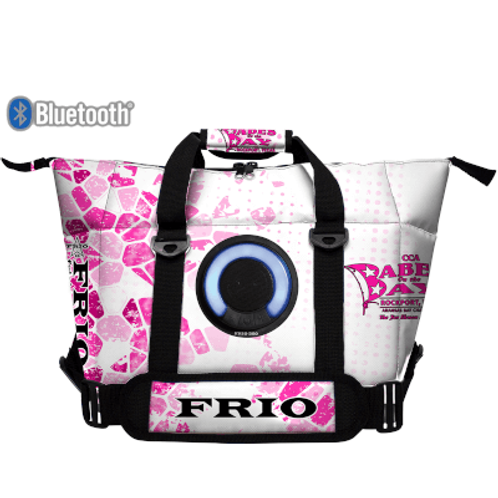 Frio 360 18 Can Cooler - Babes on the Bay CCA