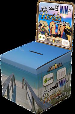 Ballot Box- Full Color w/ Decal