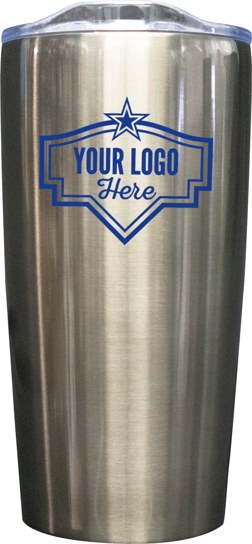 20oz Tumbler Screen Print -Stainless