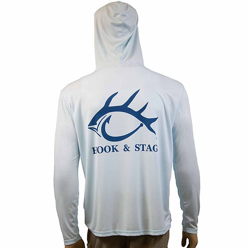 Fishing Hoodie, Solar Protection, Fishing Shirt, Fishing Hoodie, Hook & Stag, Hook and Stag