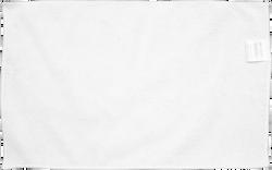 "11"" x 18"" Rally Towel-Non-Print Side"