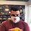 Thumbnail: White CCA Face Mask