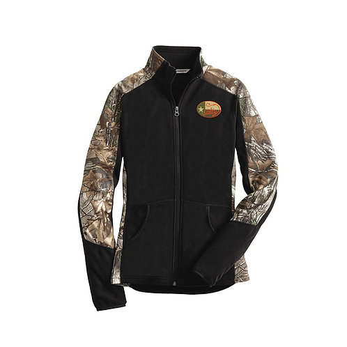 salty texan jacket, real tree camo jacket, camo salty texan, hunting jackets, fishing jackets