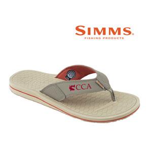 Simms Downshore Flip - CCA Logo