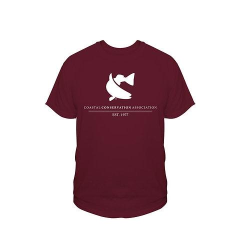 cca, cca shirt, fishing shirt, coastal conservation shirt, coastal shirt, cca tshirt