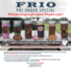 Frio Dealer-2-Thank You-Leather Wrapped