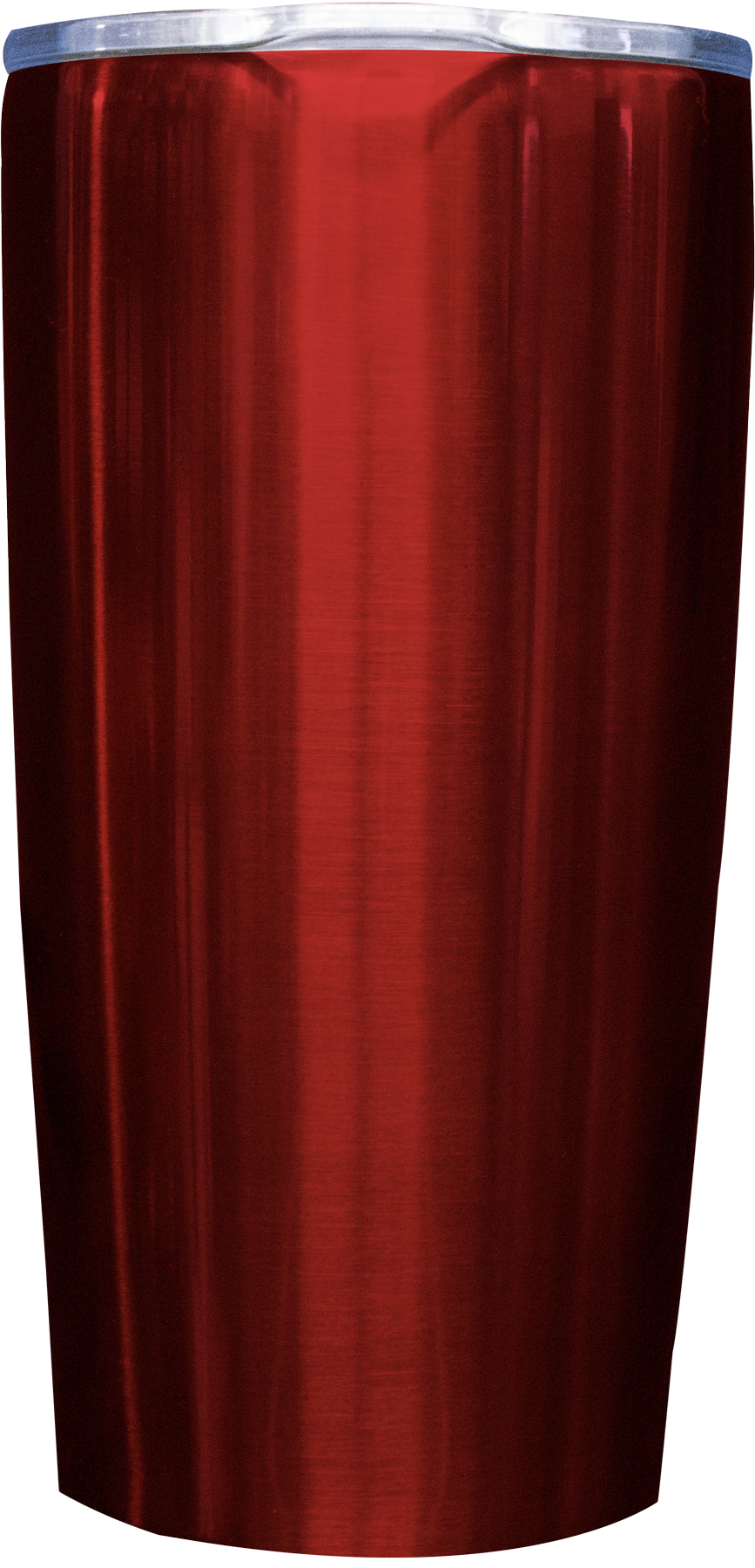 20oz Tumbler Back - Red