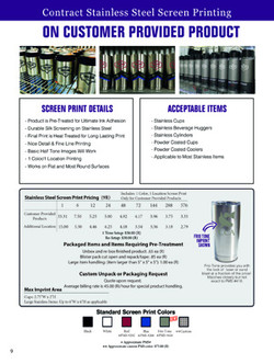 Click to Download Price Sheet