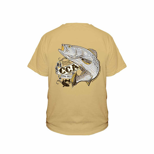 cca, cca texas, conserve and protect, conserve tee, fishing tee, cca tee, protect fishing tee