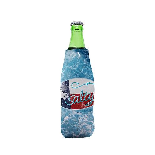 Frio Bottle Zipper Beverage Hugger - Saltwater Edition