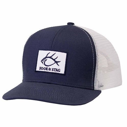 Handsome Devil, Performance Cap, Hat, Cap, Hunting, Fishing, Outdoors, Hook and Stag, Hook & Stag