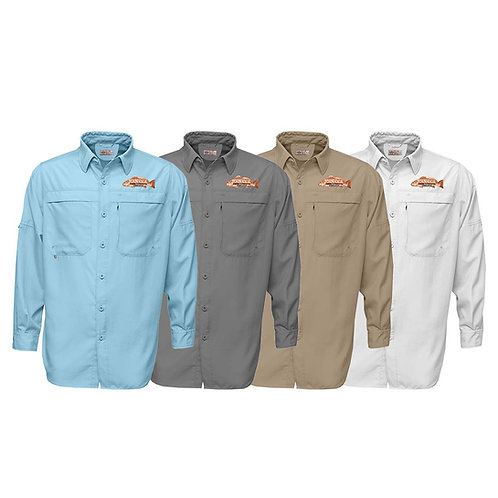 frio long sleeve shirt, frio fishing shirt, cca fishing shirt, join cca