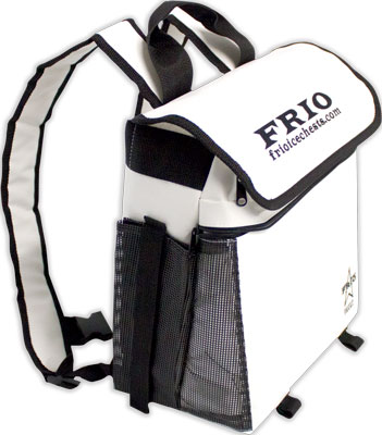 Frio Backpack - White