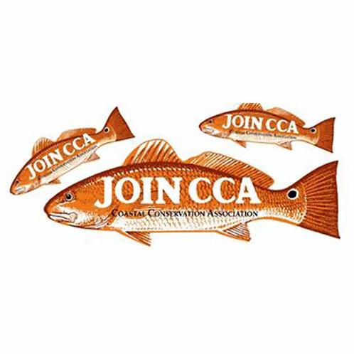 cca, cca texas, redfish decal, car decal, cca car decal, decal, decal, fishing, fishing decal, texas decal