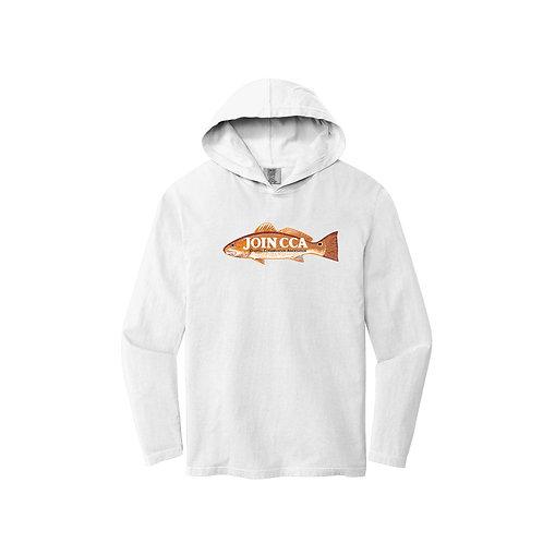 CCA Redfish Long Sleeve T-Shirt Hoodie
