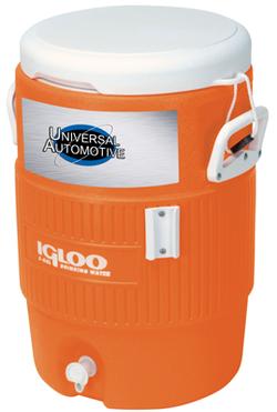 Industrial 10 Gallon Cooler