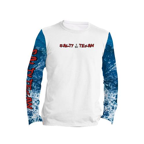 Salty Texan It's A Culture Long Sleeve Shirt