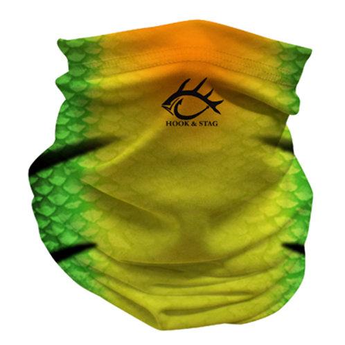 Feelin' Froggy Solar Fishing Mask
