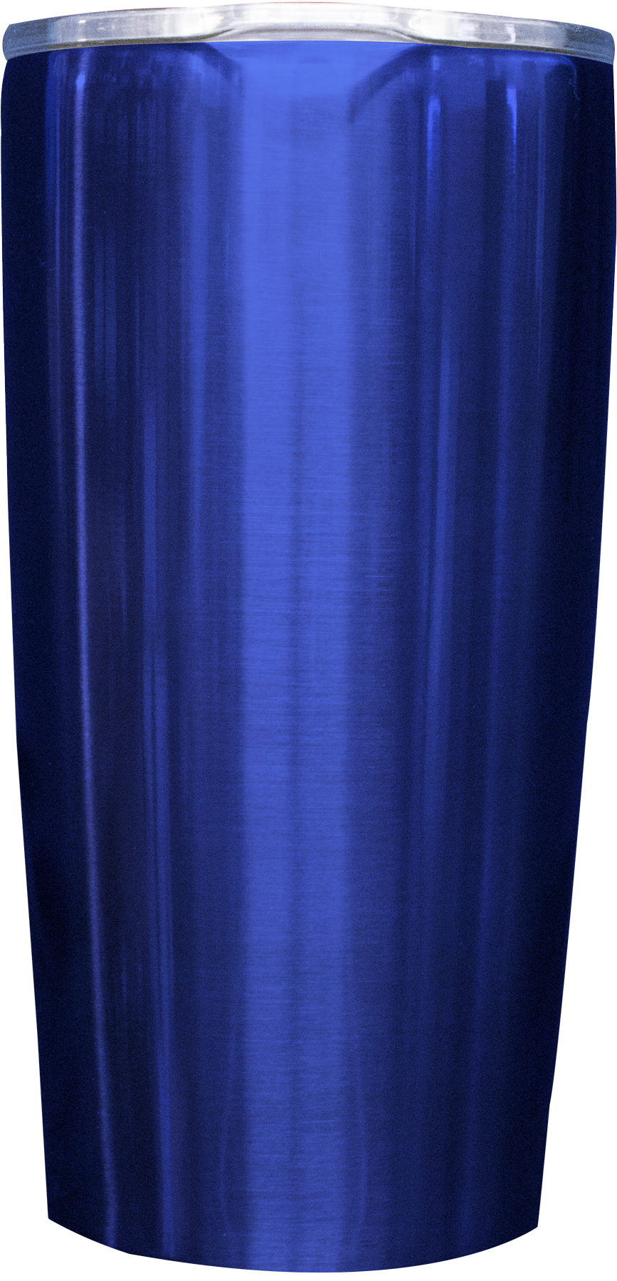 20oz Tumbler Back - Blue