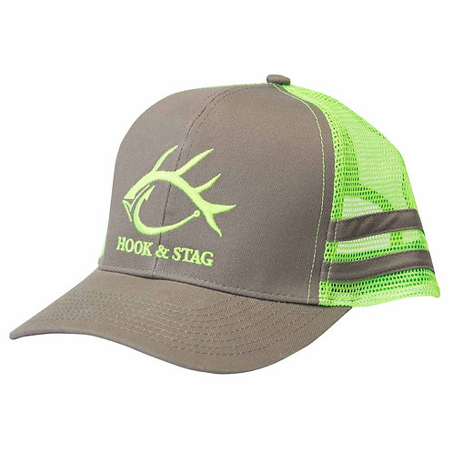 Go To Cap, Hook & Stag, Hook and Stag, Fishing, Hunting, Fishing Cap, Hunting Cap, Outdoors