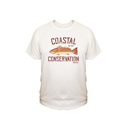 cca, cca texas, coastal conservation, cca t-shirt, cca shirt, redfish shirt, distressed fish tee, fishing tee, fishing shirt