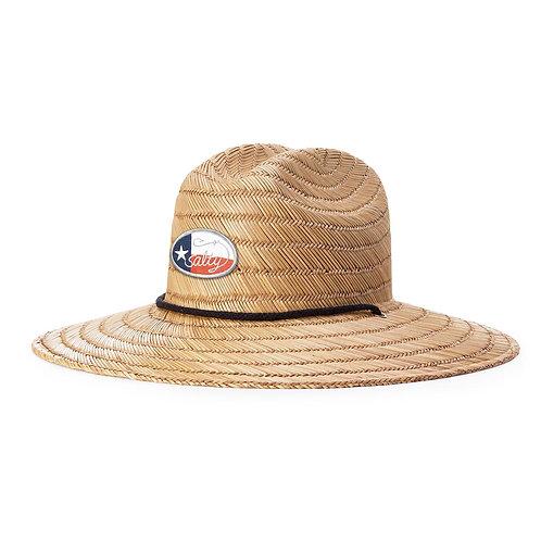 Salty Texan Straw Hat