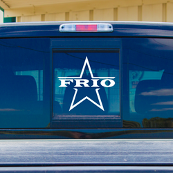 Frio Large Decal
