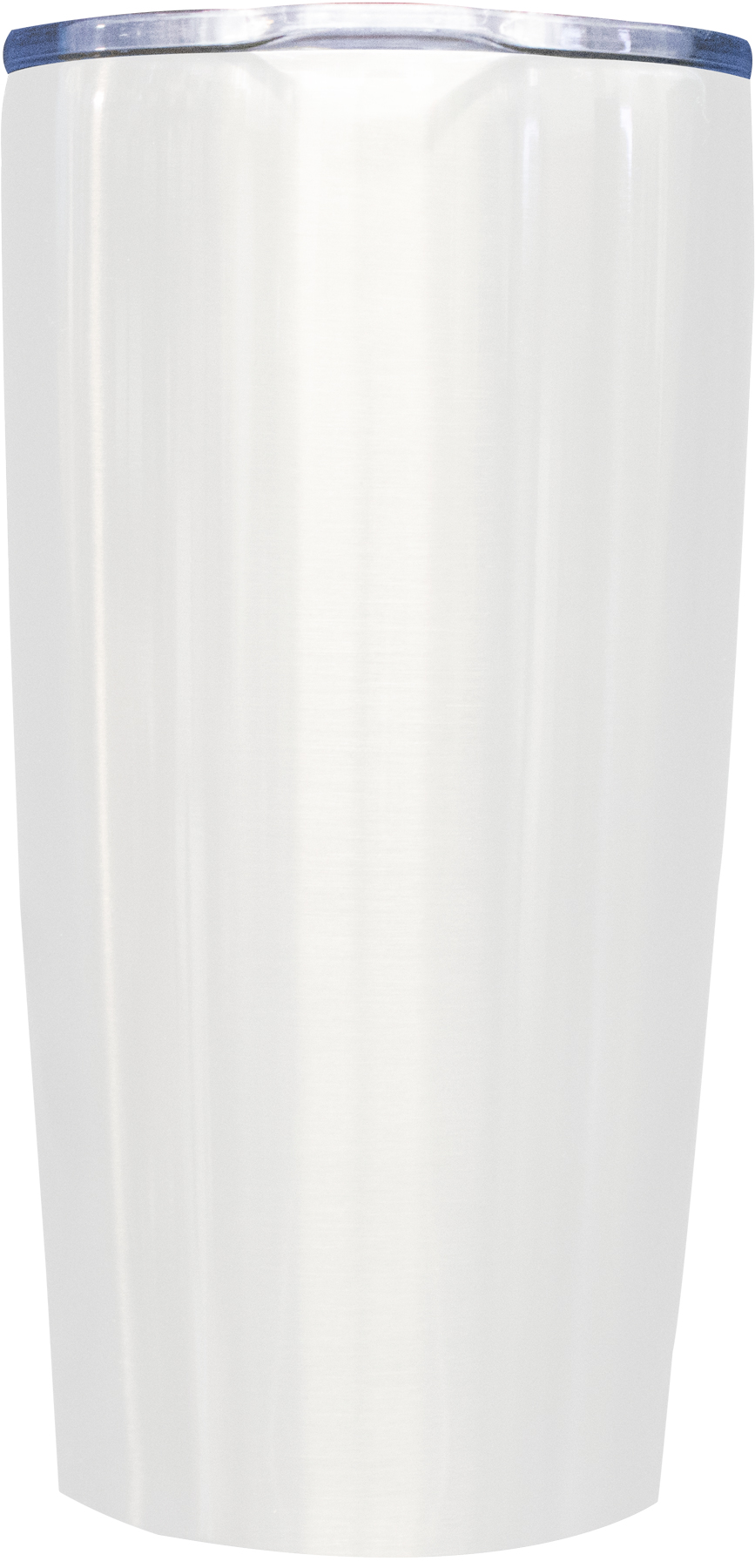 20oz Tumbler Back - White