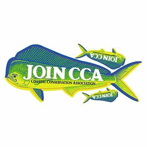 cca, cca texas, dorado decal, car decal, cca car decal, decal, fishing, fishing decal, texas decal