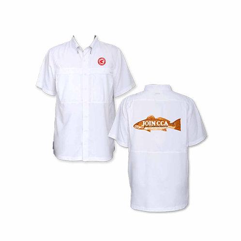 cca, cca texas, fishing shirt, hunting shirt, cca shirt, join cca shirt, micro-fiber shirt, game guard shirt
