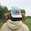 Thumbnail: Richardson Troutdale Capw/ CCA Leather Badge - Light Blue