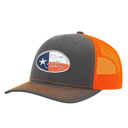 Richardson Cap w/ Salty Texan Oval Badge