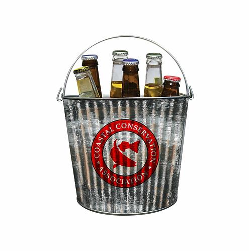 CCA Ice Bucket w/ Vinyl Wrap