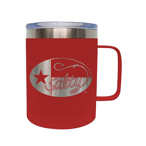 Frio 14oz Mug w/ Salty Texan Logo