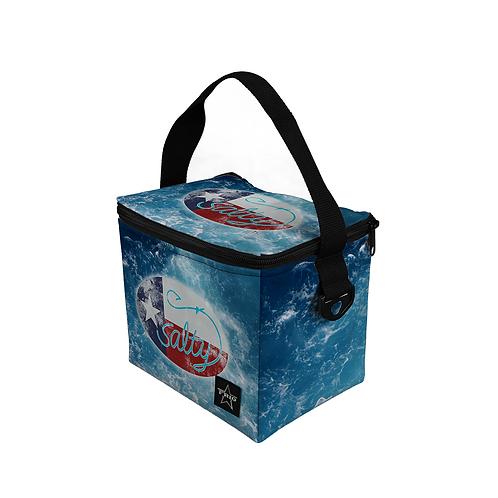 Salty Texan 6 Can Lunch Bag