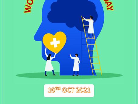 #WORLD MENTAL HEALTH DAY