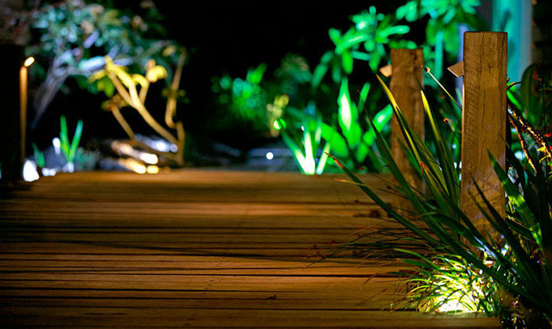 Lawn Lighting