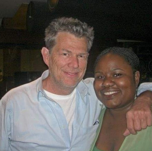 Session with David Foster