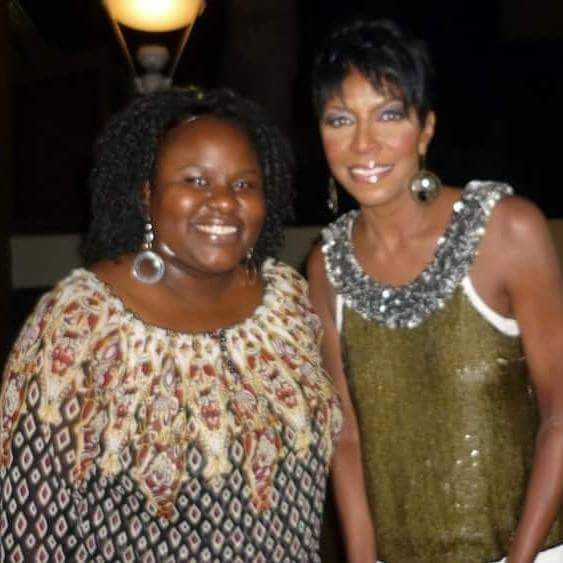 Singing with Natalie Cole at The Hollywood Bowl