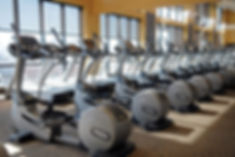 Cardio Deck at SkyClub Fitness and Spa