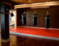 Boxing Room, Threat, Sky Club Fitness and Spa