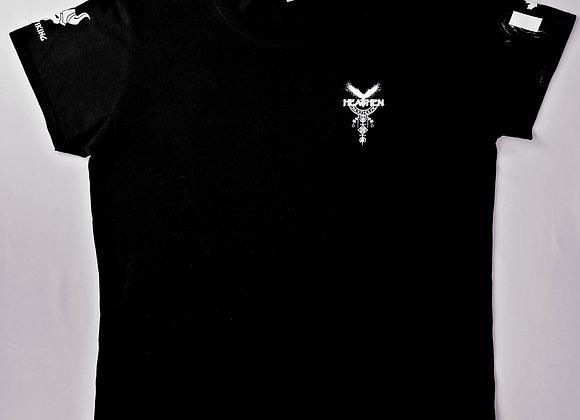 Women's Black Heathen Smokehouse T-Shirt