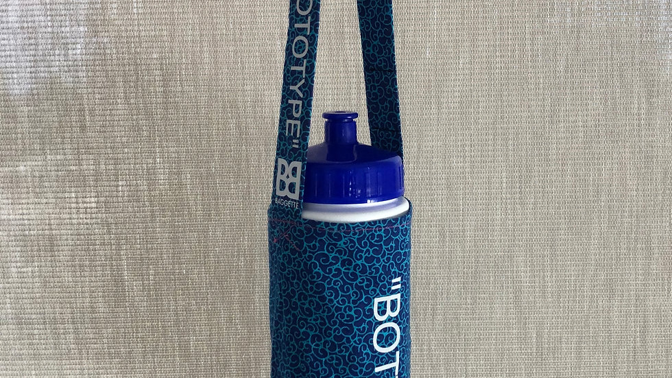 Sports Bottle Tote Bag Prototype | Swimming Pool