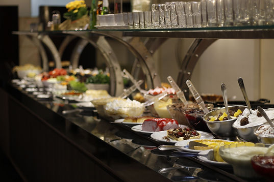 Buffet Café Colonial
