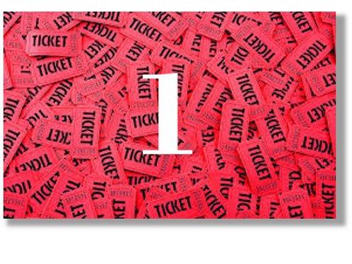 One (1) Ticket